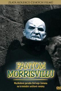 Plakát k filmu: Fantom Morrisvillu