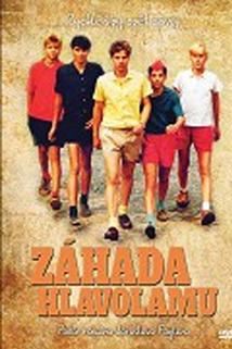 Plakát k filmu: Záhada hlavolamu