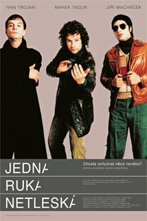 Plakát k filmu: Jedna ruka netleská