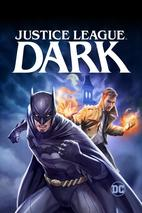 Plakát k filmu: Justice League Dark