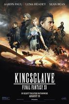 Plakát k filmu: Kingsglaive: Final Fantasy XV