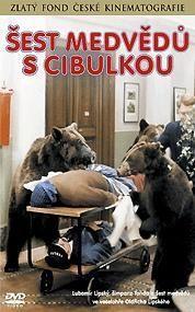 Plakát k filmu: Šest medvědů s Cibulkou