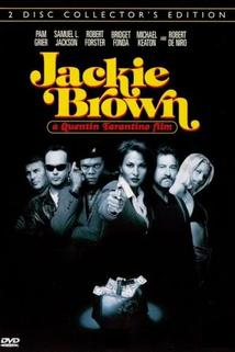 Plakát k filmu: Jackie Brownová