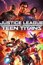 Plakát k filmu: Justice League vs. Teen Titans