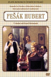Plakát k filmu: Fešák Hubert