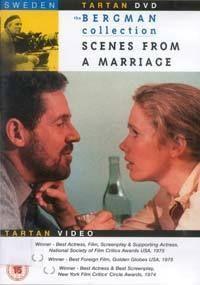 Plakát k filmu: Scény z manželského života