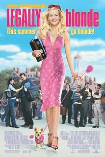 Pravá blondýnka  - Legally Blonde