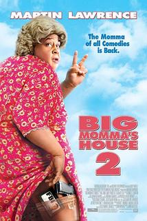 Agent v sukni 2 - Big Momma's House 2