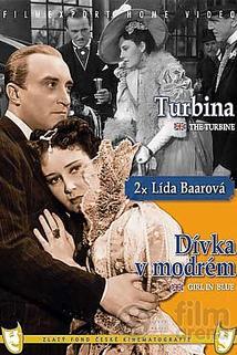 Plakát k filmu: Dívka v modrém