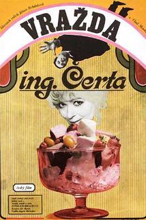Plakát k filmu: Vražda Ing. Čerta