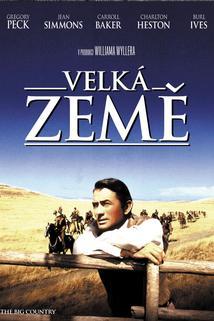 Plakát k filmu: Velká země