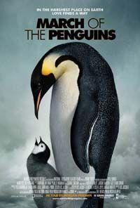 Plakát k filmu: Putování tučňáků