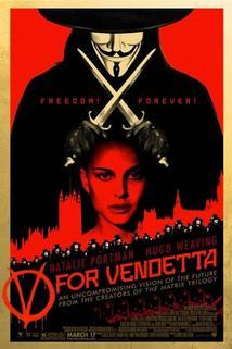 Plakát k filmu: V jako Vendeta