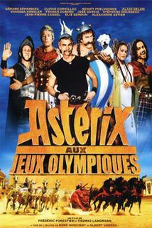 Plakát k filmu: Asterix a Olympijské hry