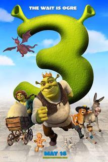 Plakát k filmu: Shrek Třetí