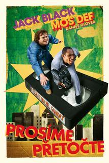 Plakát k filmu: Prosíme přetočte