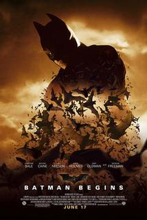Plakát k filmu: Batman začíná