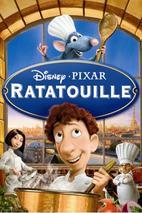 Plakát k traileru: Ratatouille