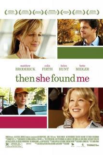 Konečně spolu  - Then She Found Me