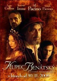 Plakát k filmu: Kupec benátský