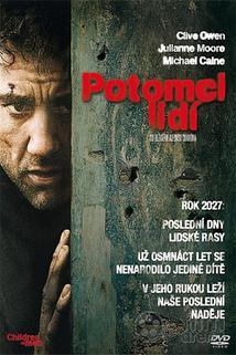 Plakát k filmu: Potomci lidí