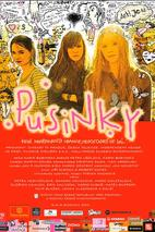 Plakát k filmu: Pusinky