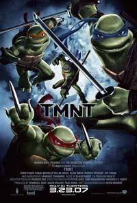 Plakát k filmu: Želvy Ninja