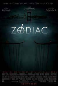 Plakát k filmu: Zodiac