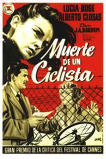 Plakát k filmu: Smrt cyklisty