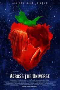 Plakát k filmu: Across the Universe