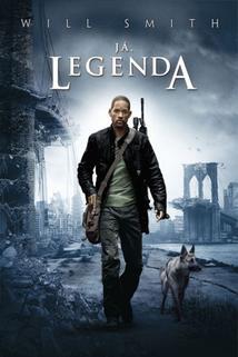 Plakát k filmu: Já, legenda