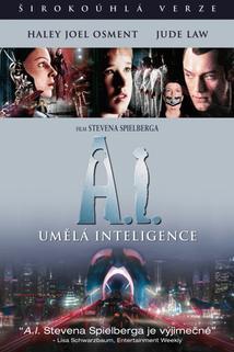 Plakát k filmu: A.I. Umělá inteligence