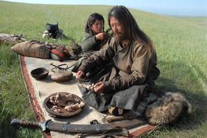 Mongol - Čingischán