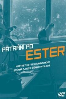 Plakát k filmu: Pátrání po Ester