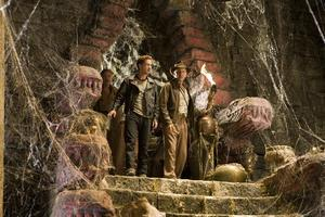 Indiana Jones a Království křišťálové lebky - Indiana Jones and the Kingdom of the Crystal Skull