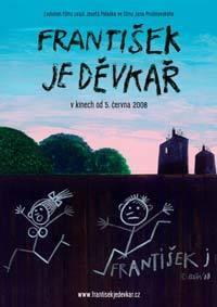 Plakát k filmu: František je děvkař