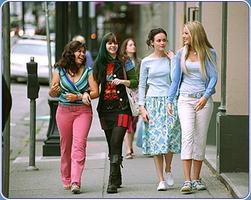 Sesterstvo putovních kalhot - The Sisterhood of the Traveling Pants