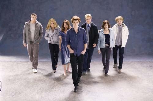 Stmívání, Robert Pattinson, Nikki Reed