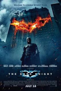 Plakát k filmu: Temný rytíř