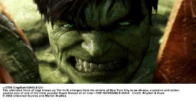 Neuvěřitelný Hulk - Incredible Hulk, The
