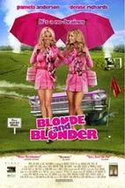 Plakát k filmu: Blonďatá a blonďatější