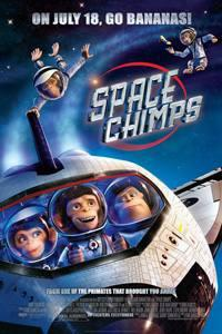 Plakát k filmu: Vesmírní opičáci