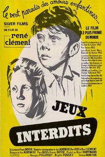 Plakát k filmu: Zakázané hry