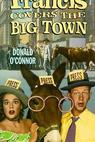 Francis Covers the Big Town (1953)