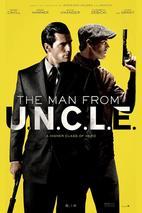 Plakát k traileru: Krycí jméno U.N.C.L.E.