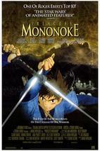Plakát k filmu: Princezna Mononoke