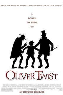 Plakát k filmu: Oliver Twist