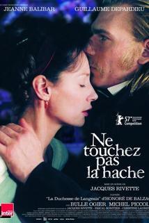 Plakát k filmu: Nesahejte na sekeru