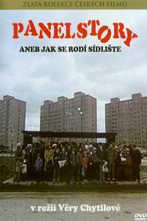 Plakát k filmu: Panelstory aneb Jak se rodí sídliště
