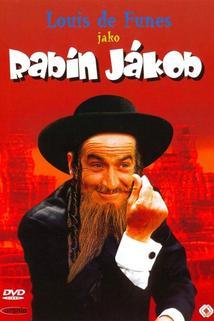 Plakát k filmu: Dobrodružství rabína Jákoba